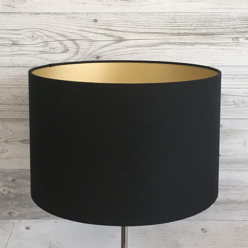 Drum Black Gold Emboss